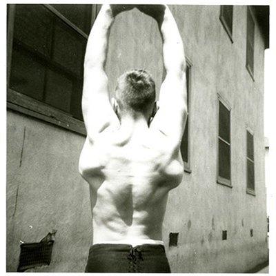 Мартон Перлаки,  создатель журнала The Room  и фотограф. Изображение № 44.