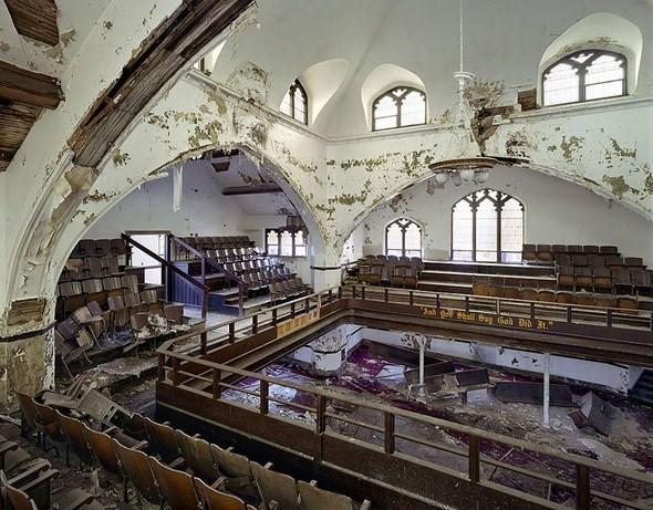 Изображение 10. Руины Детройта в парижской галерее.. Изображение № 10.
