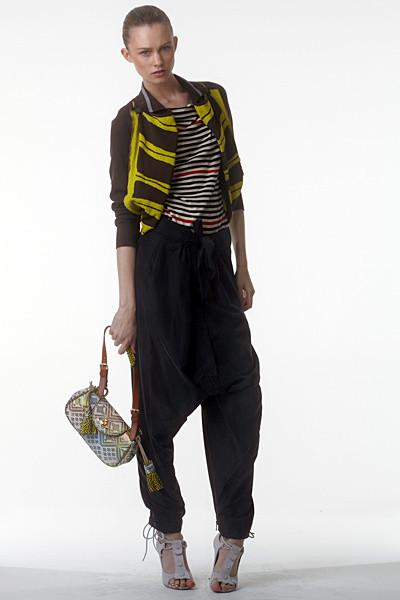 Лукбук: Vivienne Westwood Anglomania SS 2012. Изображение № 2.