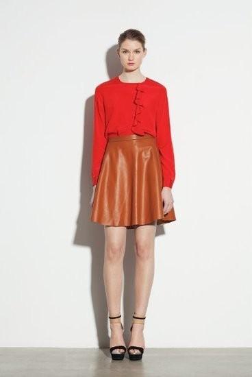 Лукбук: DKNY Pre-Fall 2012. Изображение № 29.