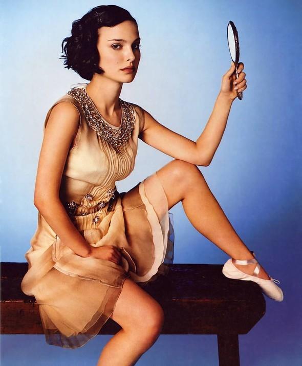 Натали Портман стала новым лицом Christian Dior. Изображение № 1.