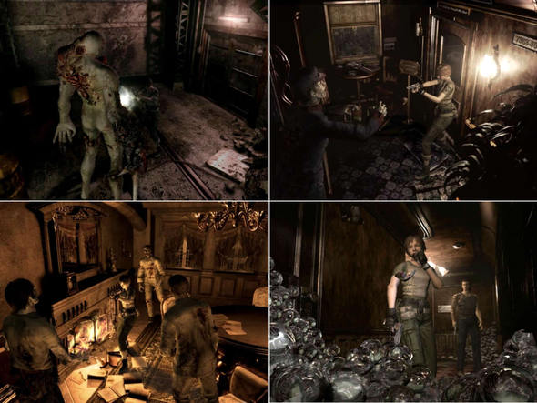 История Resident Evil. Изображение № 14.