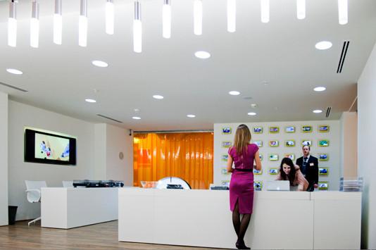 CTC-Медиа (г. Москва)  (арх. бюро BDGworkfutures) Архитекторы: Максим Неретин, Фил Хатчинсон. Изображение №21.