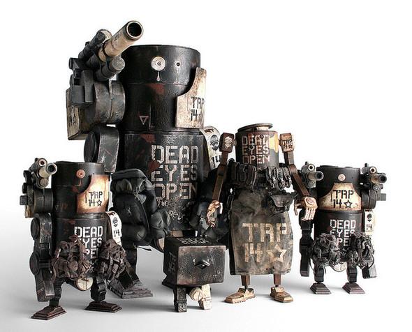 Эшли Вуд. Слава роботам!. Изображение № 4.