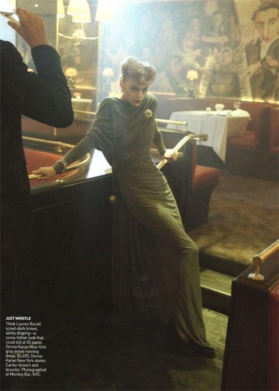 InThe Mood. Vogue US September 2009. Изображение № 6.