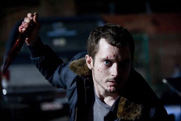 Кадр из хоррора «Маньяк» (2012), в котором Вуд играет главную роль. Изображение № 1.