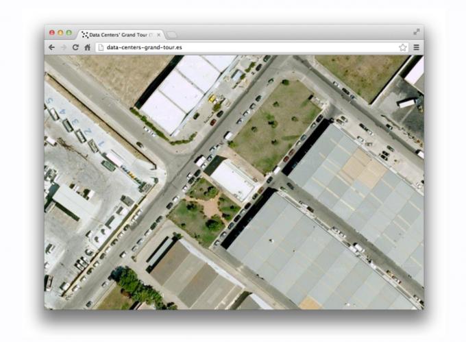 Дизайнер Лоруссо показал, «где живут веб-сайты». Изображение № 4.