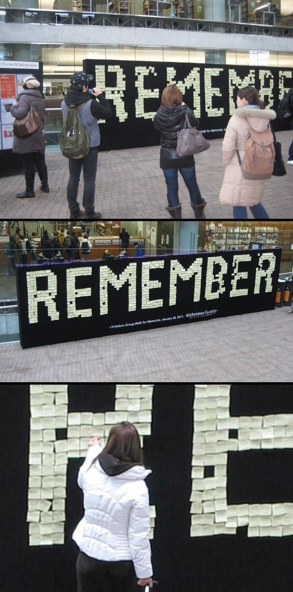 Изображение 24. Креативная реклама Post-it.. Изображение № 23.