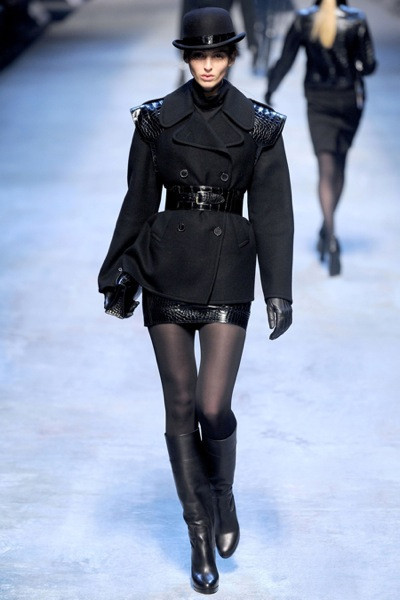 Jean Paul Gaultier for Hermes (fall-winter 2010). Изображение № 29.