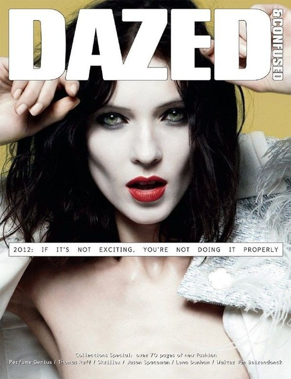 Обложки: Dazed & Confused, AnOther и другие. Изображение № 2.