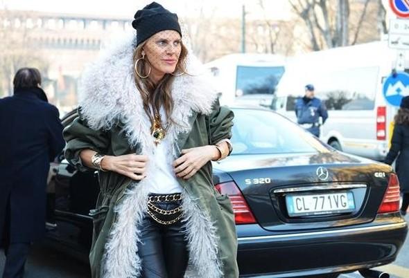 Головные уборы гостей Spring 2012 Couture. Изображение № 14.