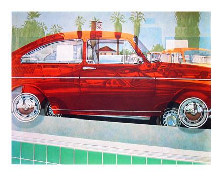Автомобиль как искусство. Don Eddy. Изображение № 6.