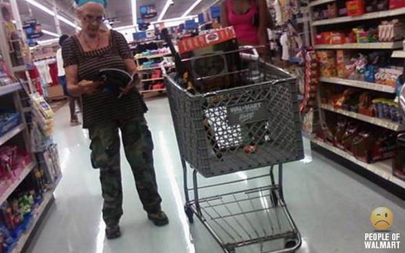 Покупатели Walmart илисмех дослез!. Изображение № 80.