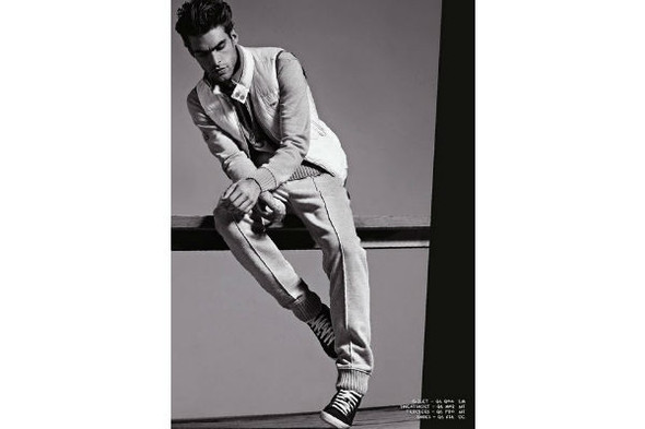 Каталог Armani Jeans FW2011-2012. Изображение № 13.