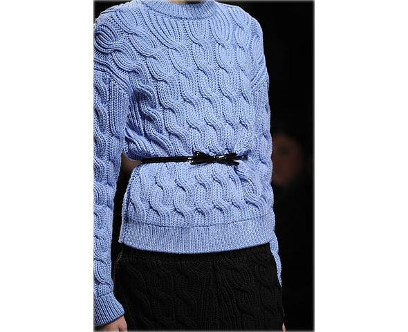 Показ Prada на Неделе моды в Милане. Изображение № 46.