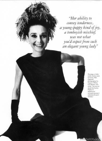 Одри Хепбёрн: «Не думала, что с лицом как у меня, я окажусь в кино».. Изображение № 12.