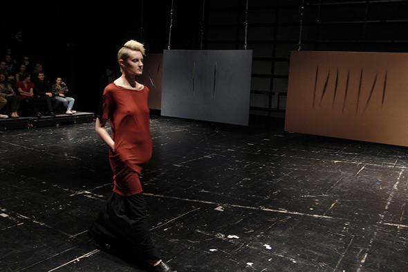 Изображение 32. Serguei Teplov FW 2011: защитные цвета и Depeche Mode в качестве саундтрека.. Изображение № 22.