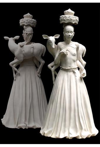 Изображение 156. 14 современных скульпторов.. Изображение № 161.