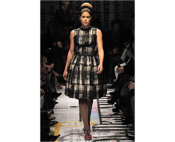 Показ Prada на Неделе моды в Милане. Изображение № 9.