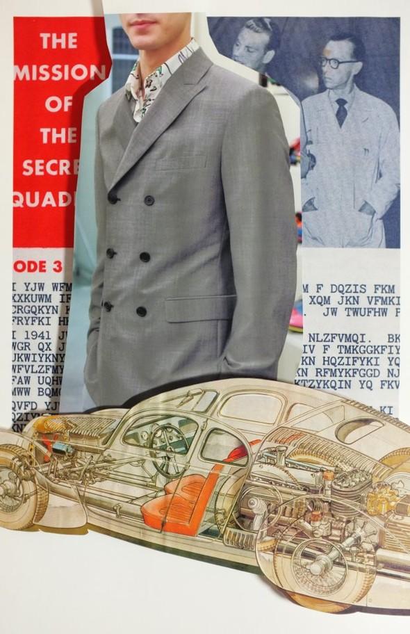 Лукбук: Prada Real Fantasies SS 2012. Изображение № 9.