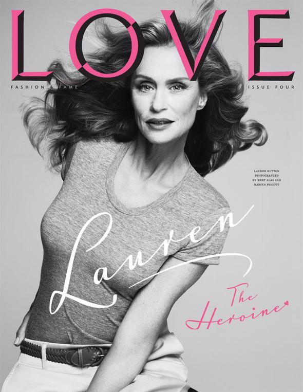 8 обложек журнала Love. Изображение № 4.