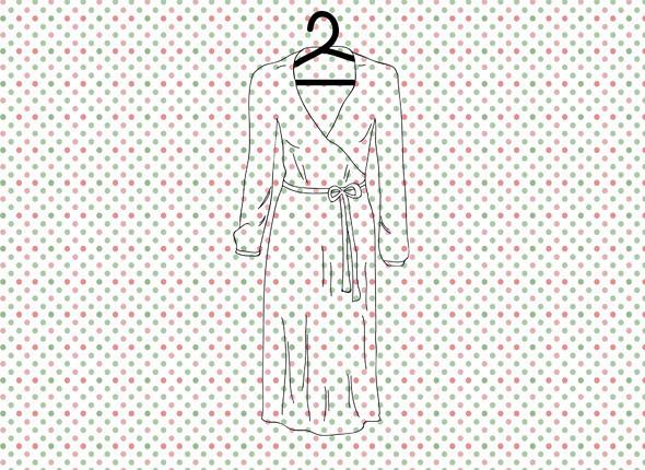 Платье Diane von Furstenberg. Изображение № 10.