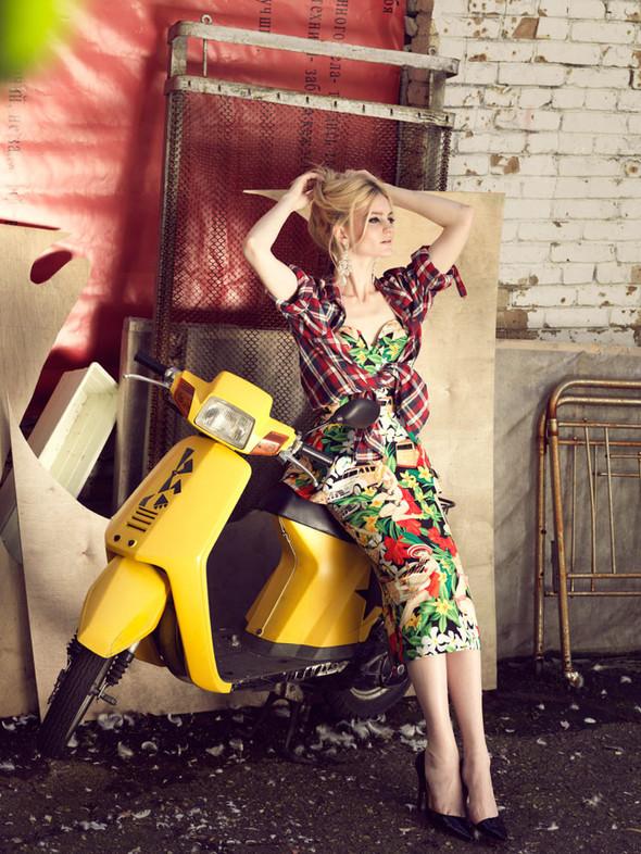 Съемка Bohemique в стиле блогов об уличной моде. Изображение №2.
