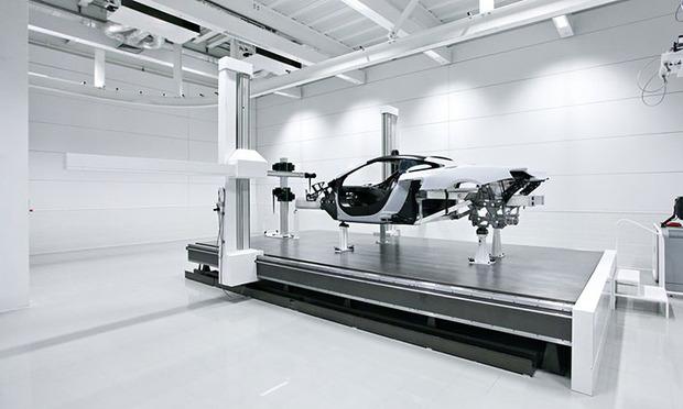 Технологический центр McLaren. Изображение № 13.