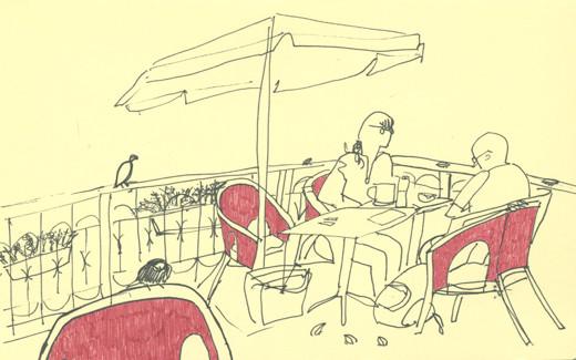 «Мне нравится думать, что художники — это простые люди». Изображение № 47.