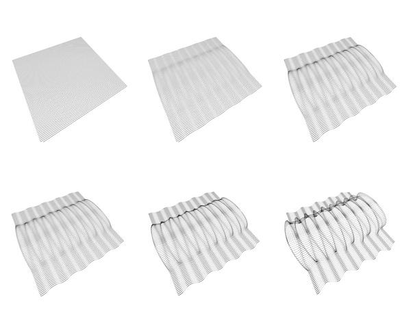 Архитектурный морфогенез MRGD. Изображение № 45.