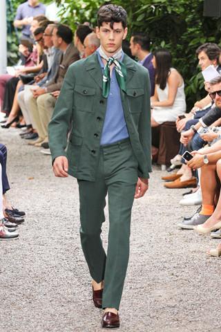 Неделя мужской моды в Милане: День 2. Изображение № 32.