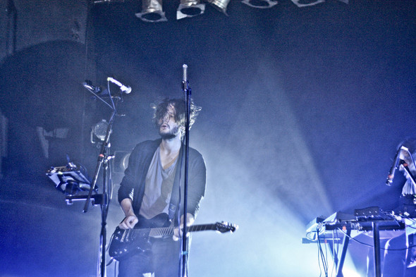 Apparat Band Live (Prague,club Roxy, 7.11.2011). Изображение № 3.