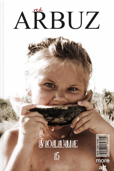 Журнал ARBUZ. Изображение № 1.