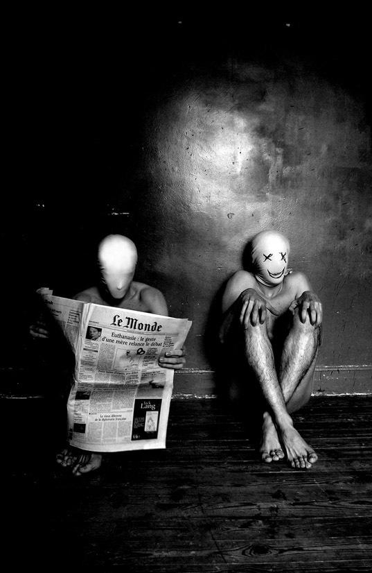 Экспрессивная депрессия Quentin Lenw'а. Изображение № 16.