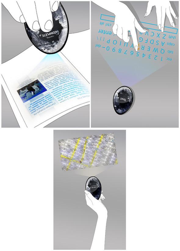 Magic stone: волшебный телефон. Изображение № 3.