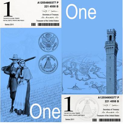Как дать доллару вторую жизнь: Вашингтон и другие в новом дизайне. Изображение №15.