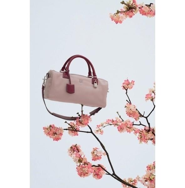 Изображение 7. Лукбук: Loewe Cherry Blossom.. Изображение № 7.