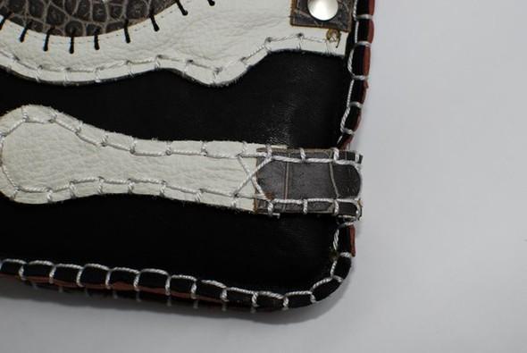 Кожанные чехлы для ipad ручной работы. Изображение № 45.