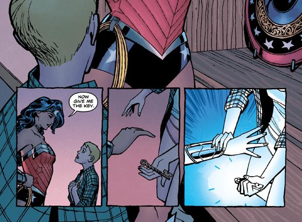 13 комиксов для тех, кто устал от банальных супергероев. Изображение № 15.