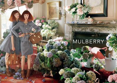 Изображение 5. Mulberry рекламная компания весна-лето 2011.. Изображение № 5.