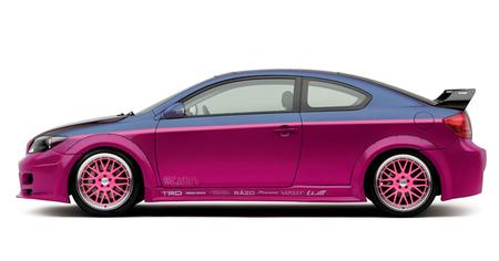 Scionбюджетный вариант дизайнерских авто избудущего. Изображение № 4.