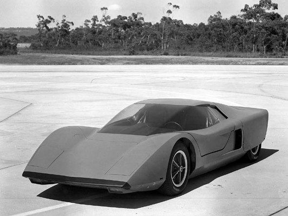 Десять лучших автомобильных проектов 60х-70х-80х годов. Изображение № 17.