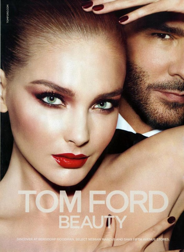 Рекламная кампания Tom Ford Beauty Осень 2012 . Изображение № 1.