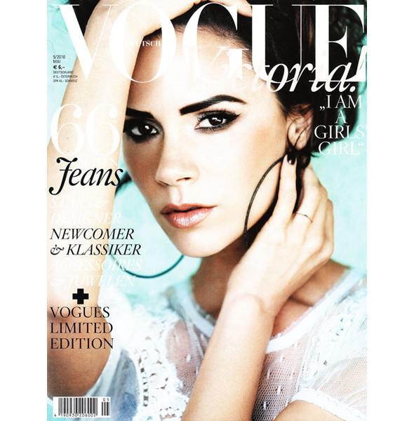 Новые обложки: Vogue. Изображение № 2.