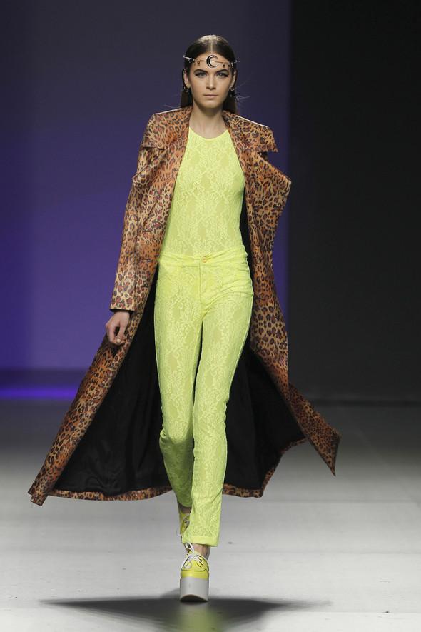 Madrid Fashion Week A/W 2012: Maria Escote. Изображение № 1.