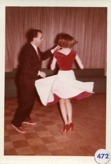 Dance Lessons 1958–1962. Изображение № 3.