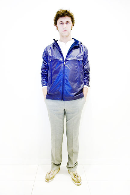 Встречайте по одежке: мужские образы от Uniqlo. Изображение № 4.