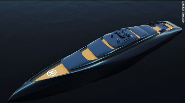 Самая большая в мире яхта. Изображение № 2.