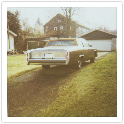 Polaroid cars. Изображение № 36.