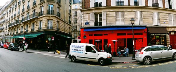 Изображение 28. Парижские кафе.. Изображение № 30.
